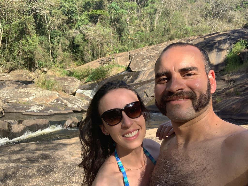 Cachoeira dos Pimentas