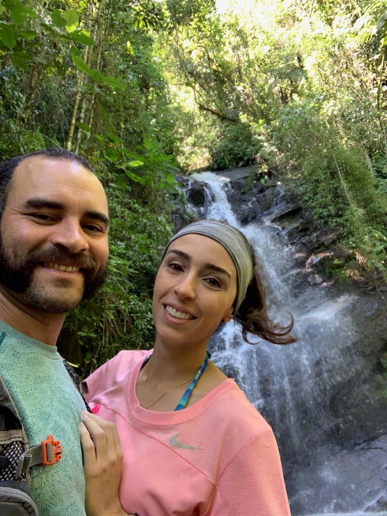 Cachoeira Véu de Noiva em Maringá