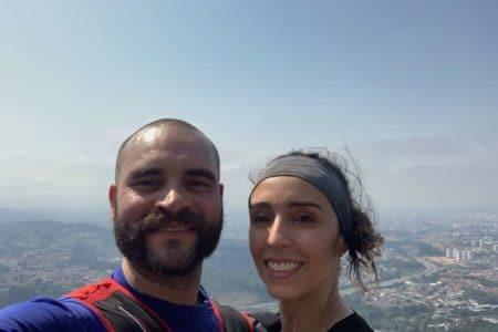 Pico do Jaraguá Vista