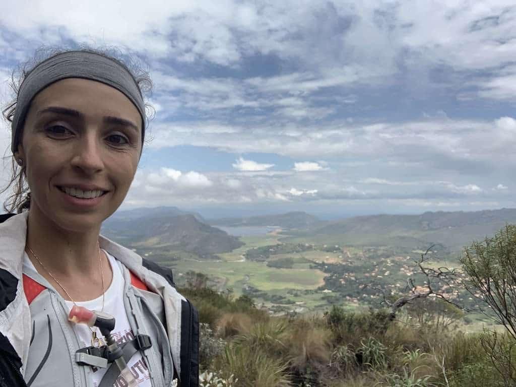 Pico da Lapinha vista do vale
