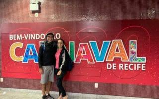 Aeroporto Carnaval Recife