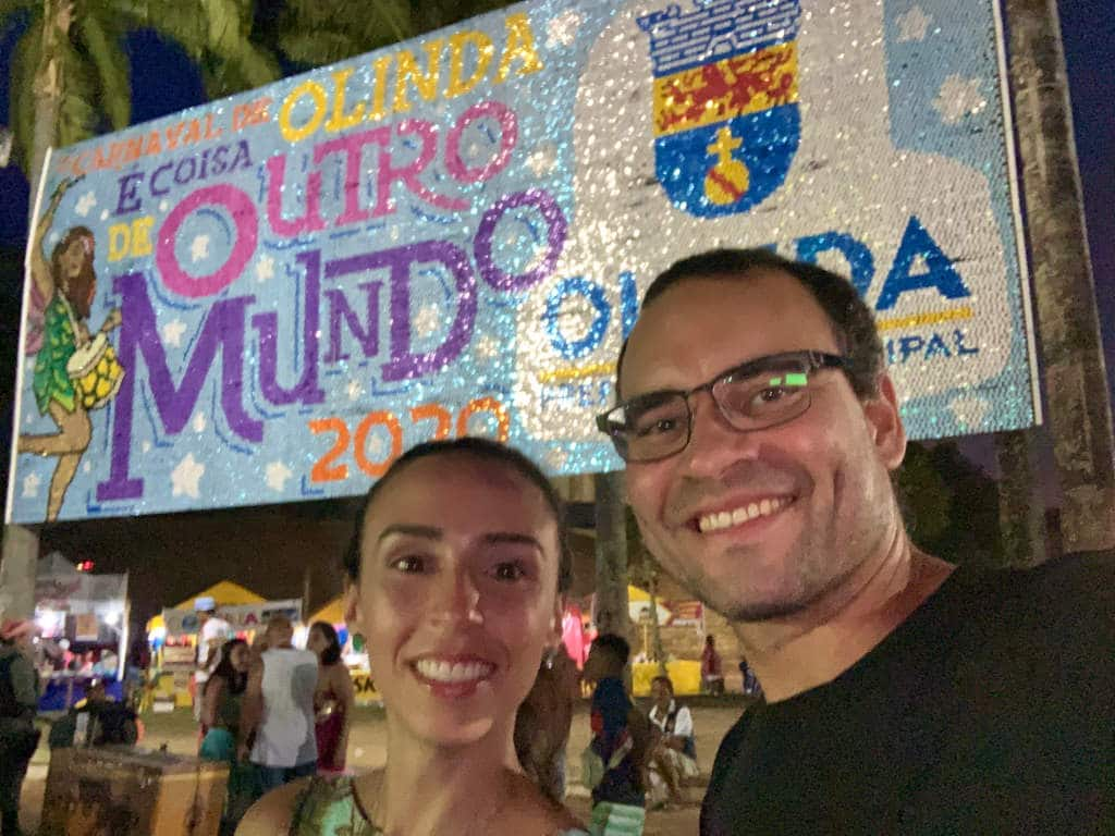 Tema do carnaval de Olinda