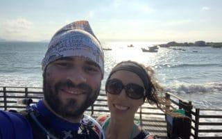 Praia da Armação Florianópolis