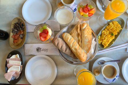 Parque Lage Rj café da manhã