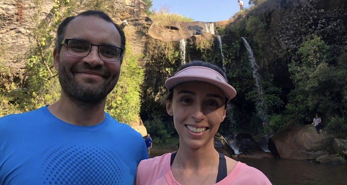 Cachoeira do Alemão Curitiba