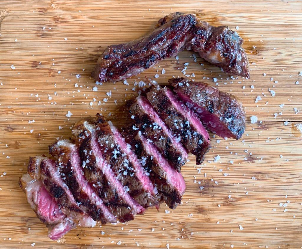 Carne suculenta