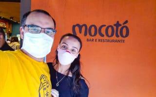 Entrada do Mocotó Bar e Restaurante