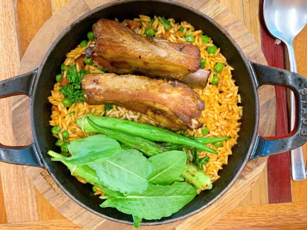 Balaio IMS arroz de linguiça bragantina