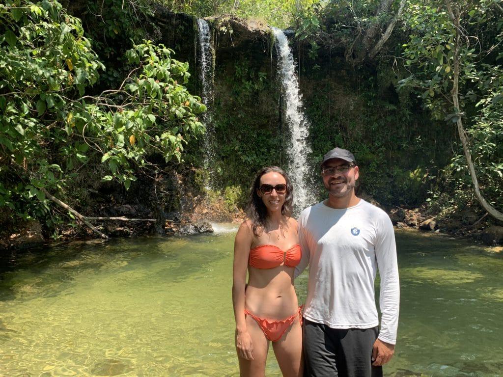 Cachoeira das Araras Jalapão