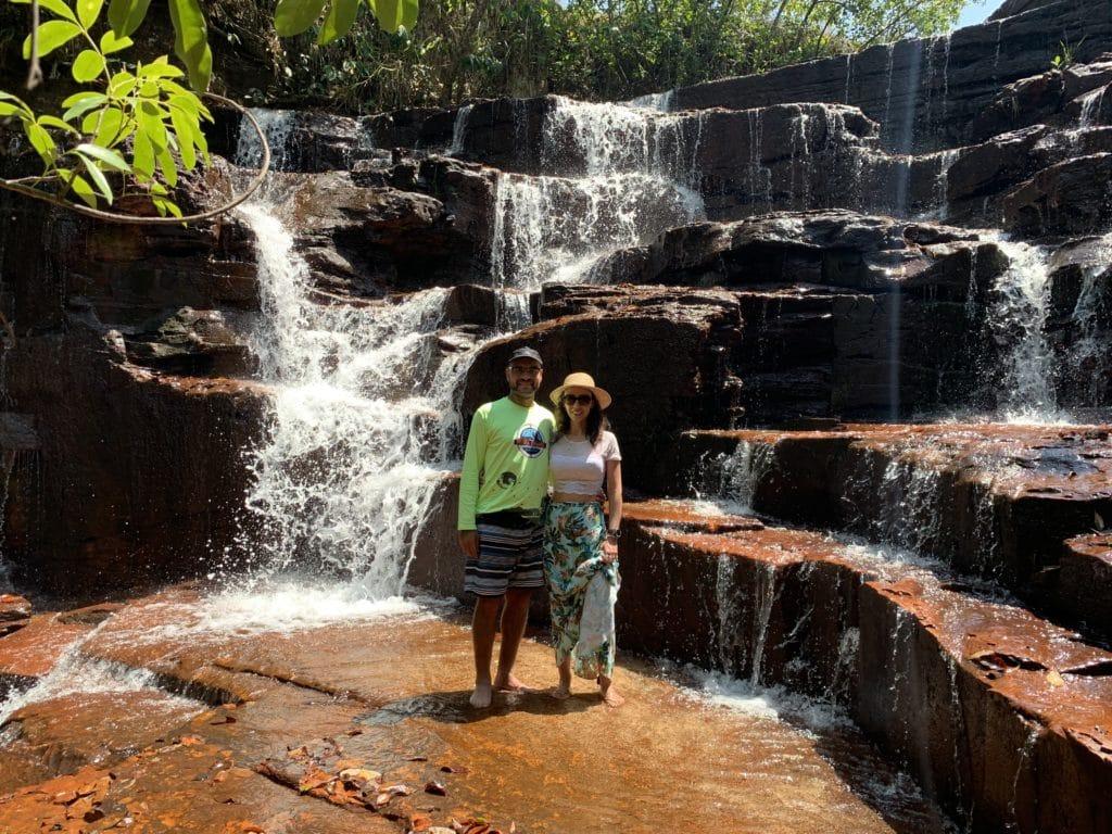 Cachoeira do Lajeado no jalapão.