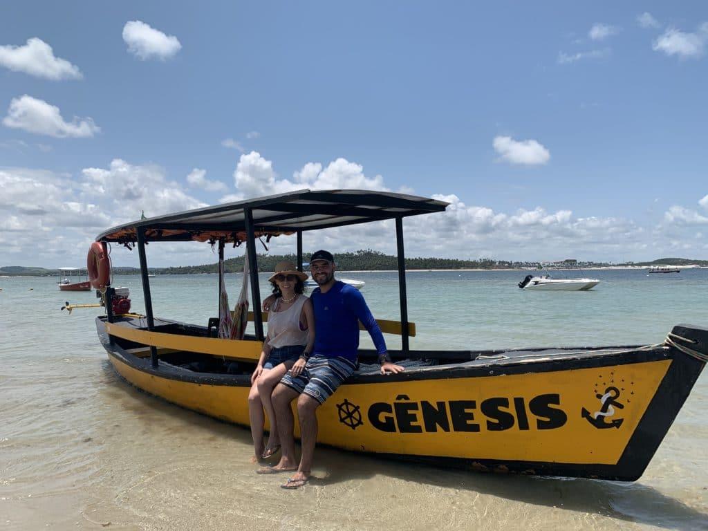 Carneiros - Barco Genesis