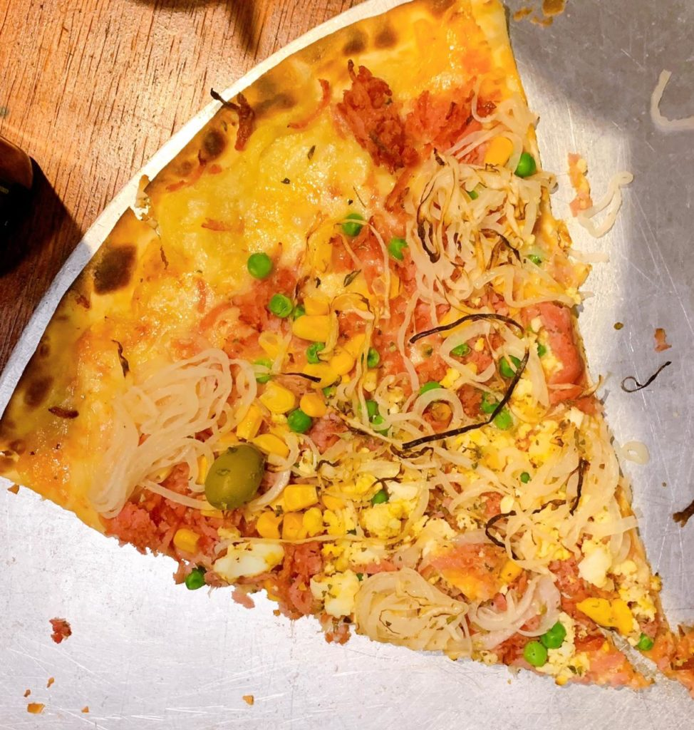 Pizza de onde não comer em Palmas