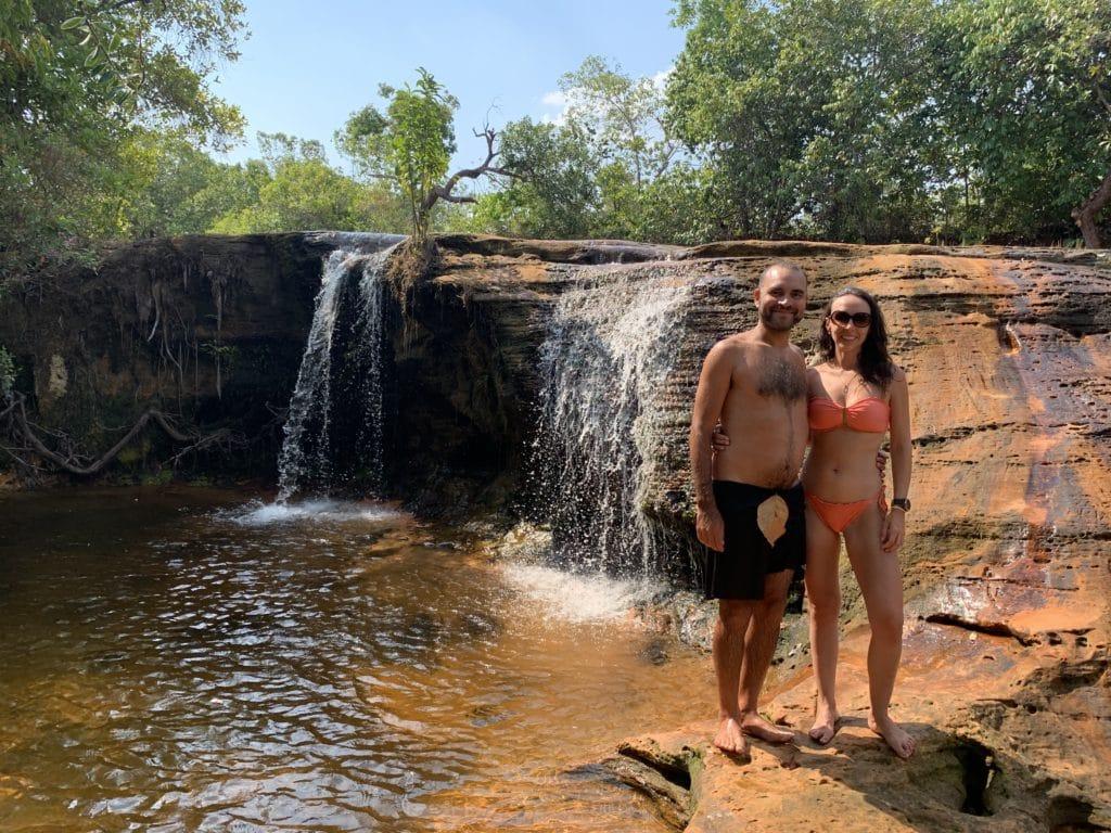 Cachoeira Poço Encantado Jalapão