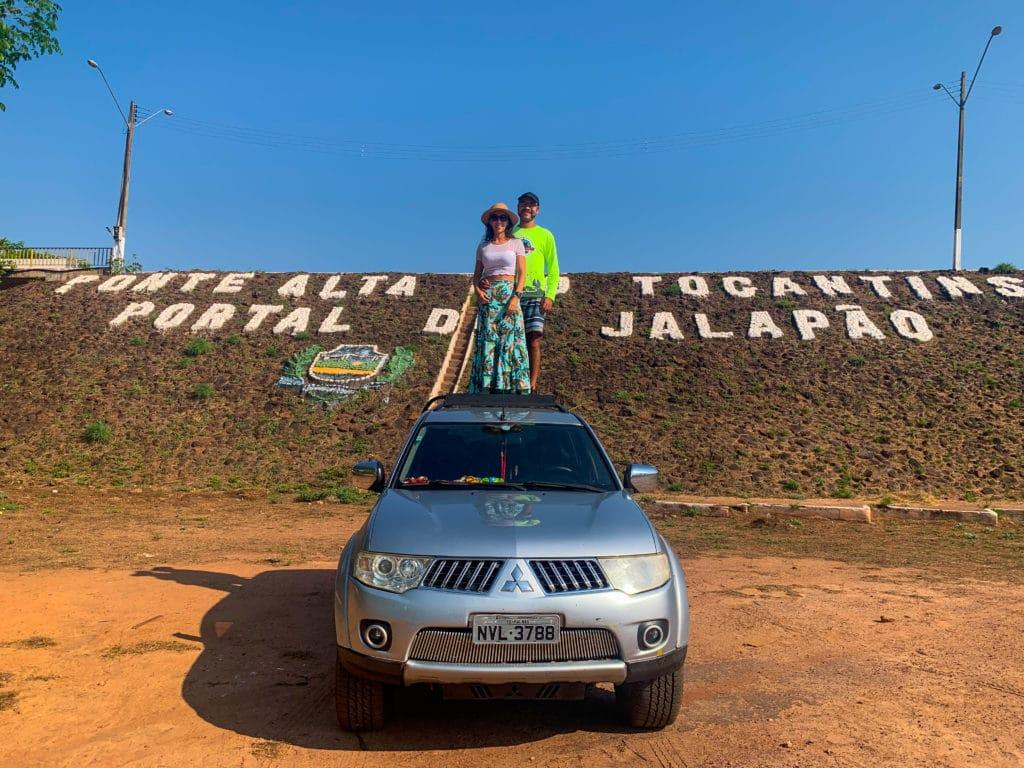 Ponte Alta cidade que é o Portal do Jalapão.