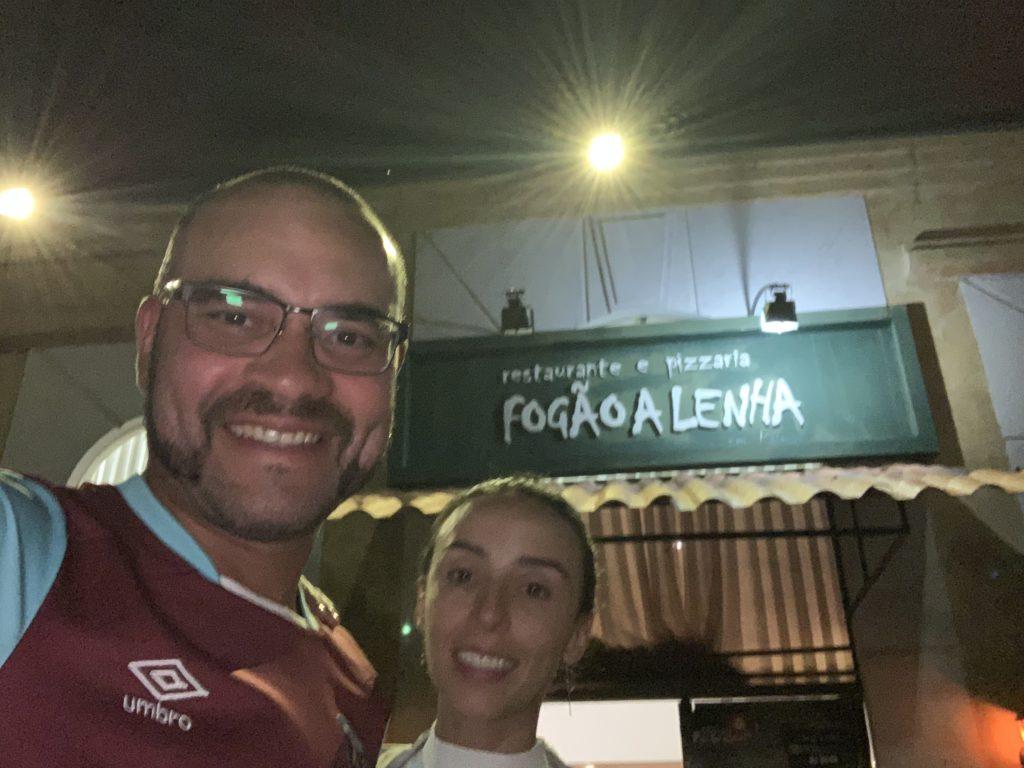 Restaurante fogão a lenha em Palmas