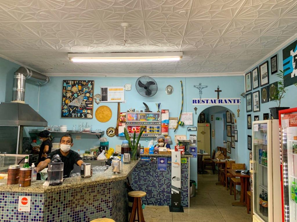 Bar do Biu local