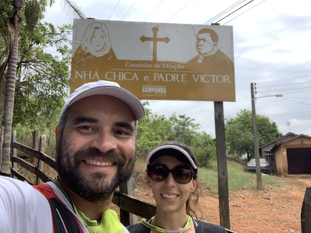 Caminho de Oração de Padre Victor e Nhá Chica