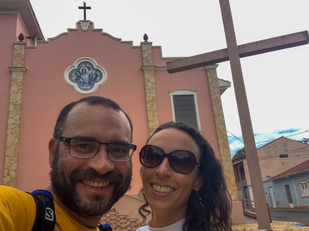 Igreja de São Sebastião linda