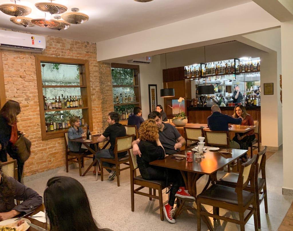 Jiquitaia Restaurante Bar salão