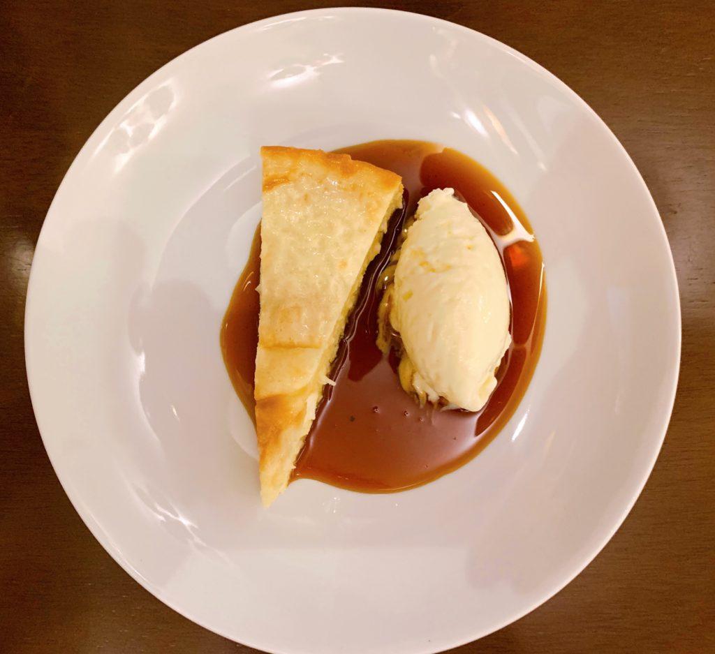 Torta de Mandioca parecido com tapioca
