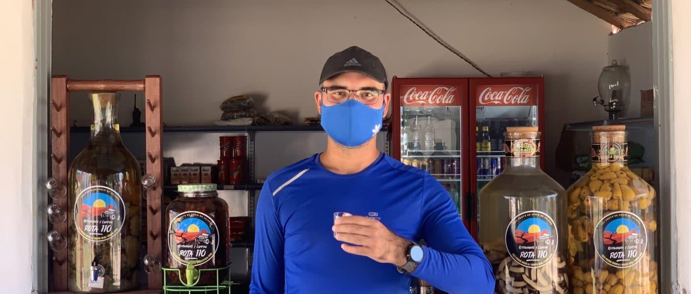 Onde comer no Jalapão - Restaurante Recanto do Serrado