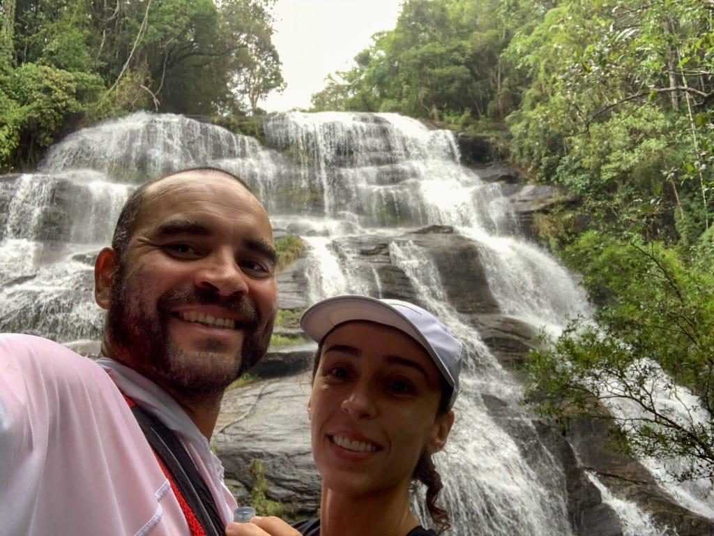 aiuruoca - cachoeira do Batuque