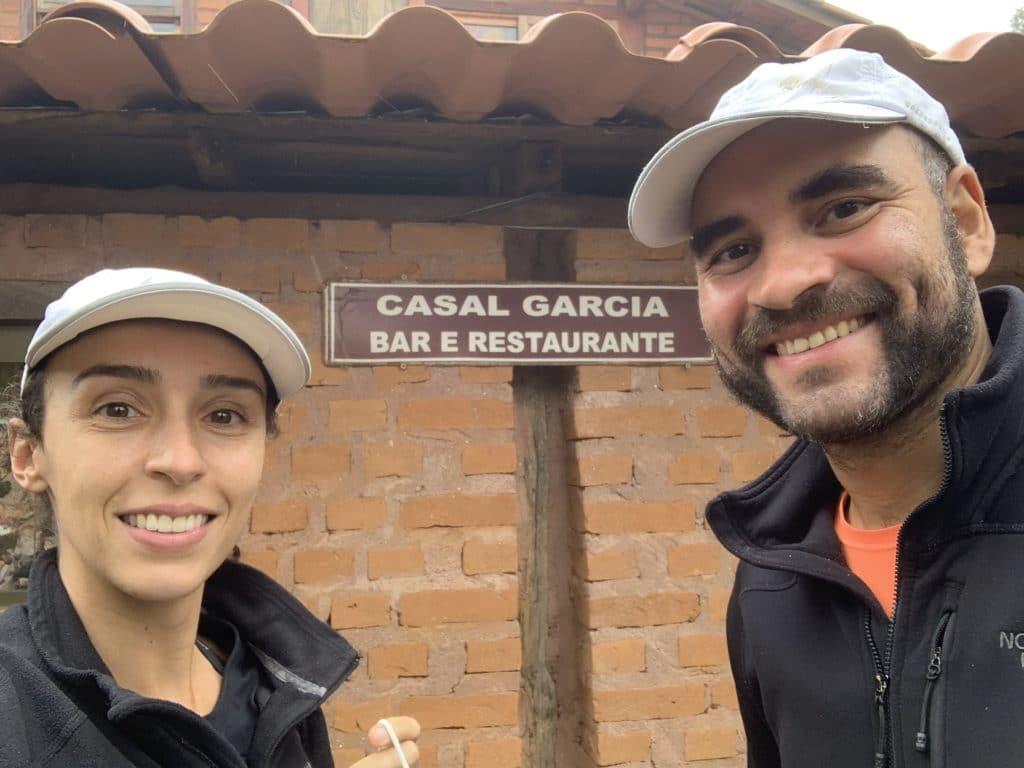 aiuruoca - restaurante casal garcia