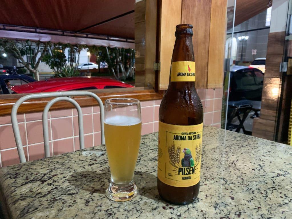 Cerveja Aroma da Serra
