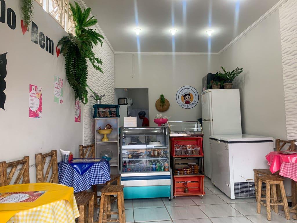 Cozinha da Maricota em aiuruoca local