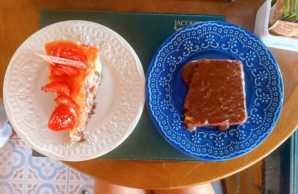 Jacques Café sobremesa