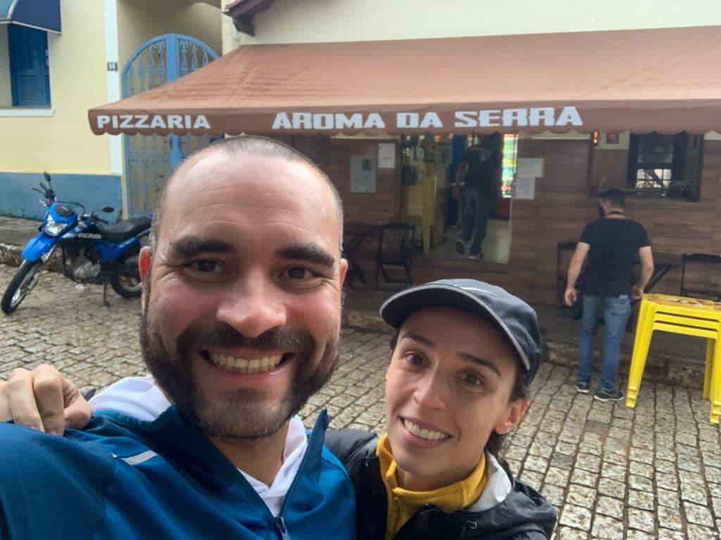 Pizzaria Aroma da Serra Aiuruoca
