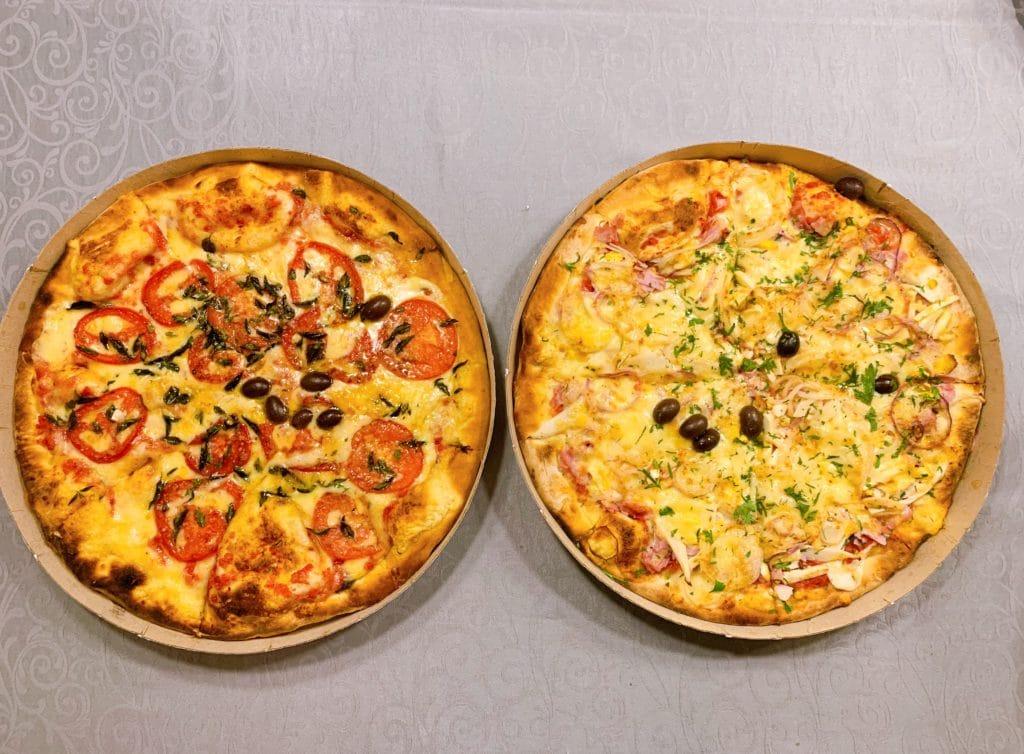 pizzas tradicionais que valem sempre a pena
