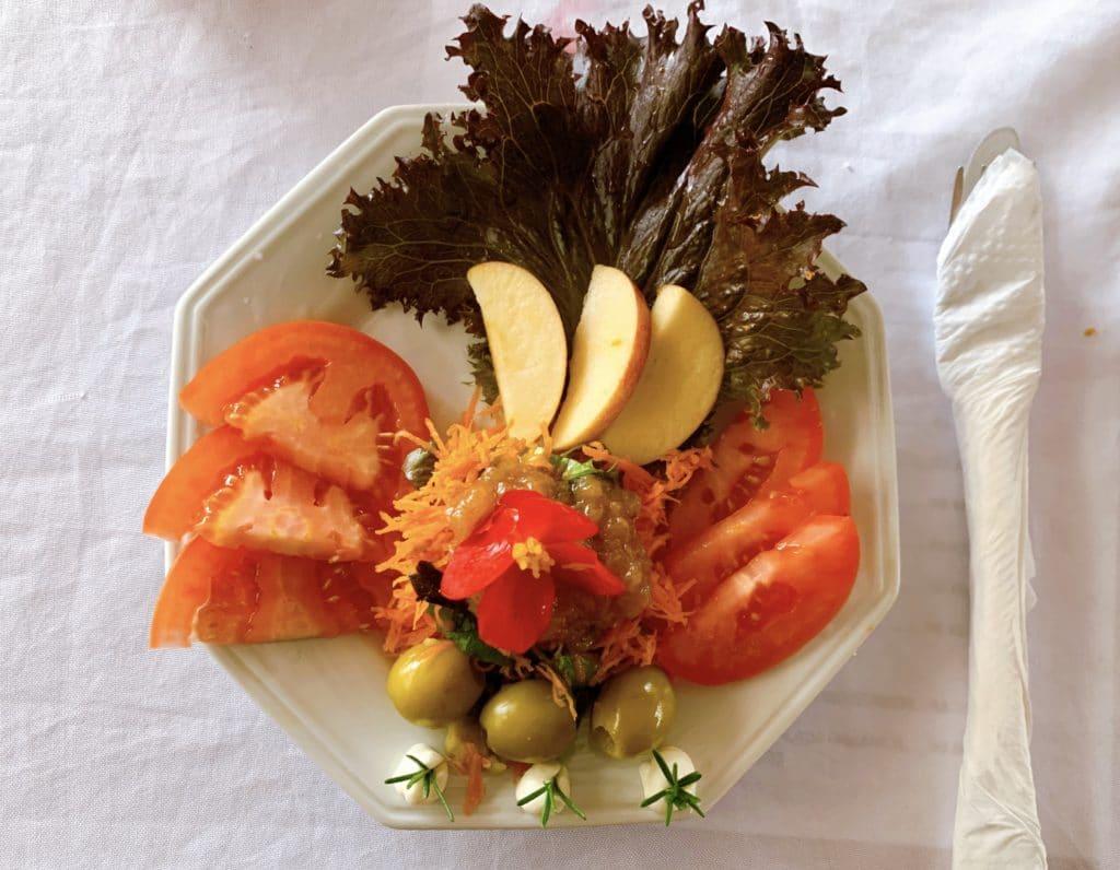 salada Restaurante Casal Garcia