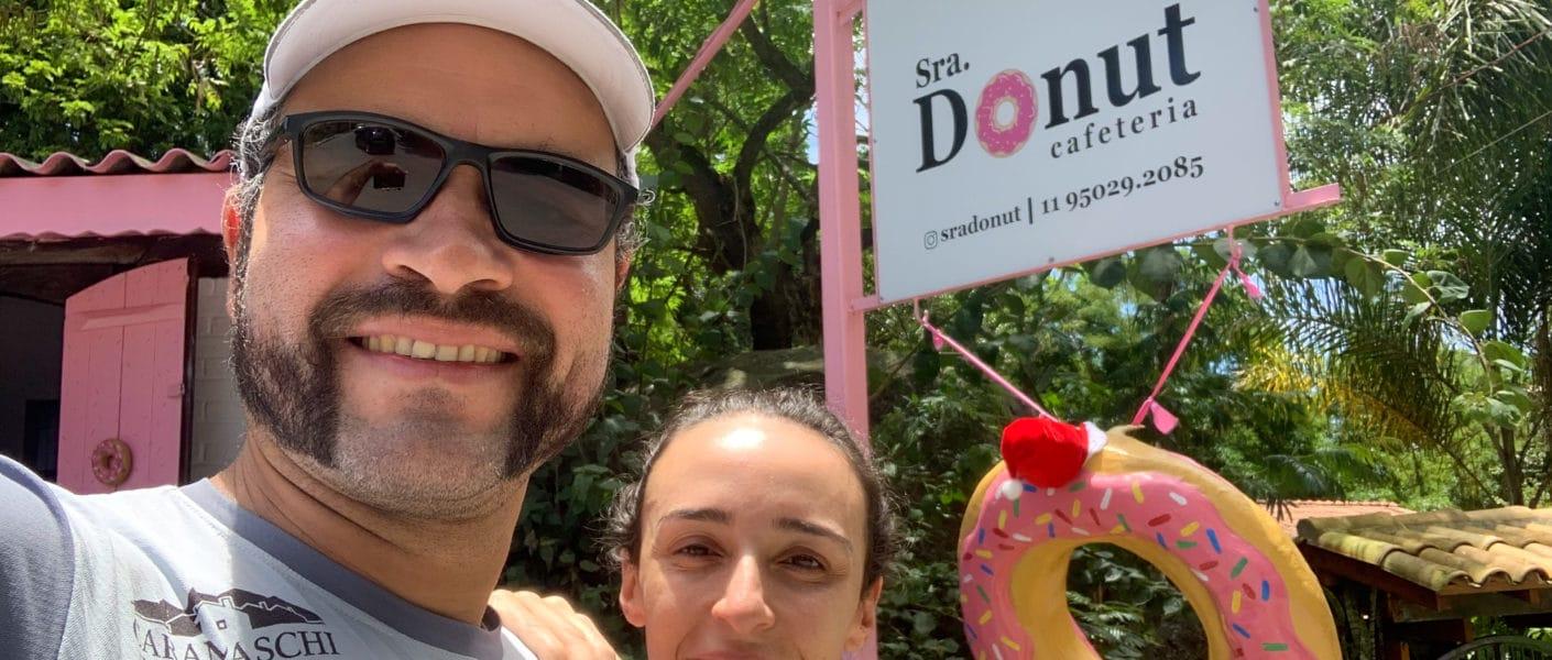 Sra Donut confeitaria