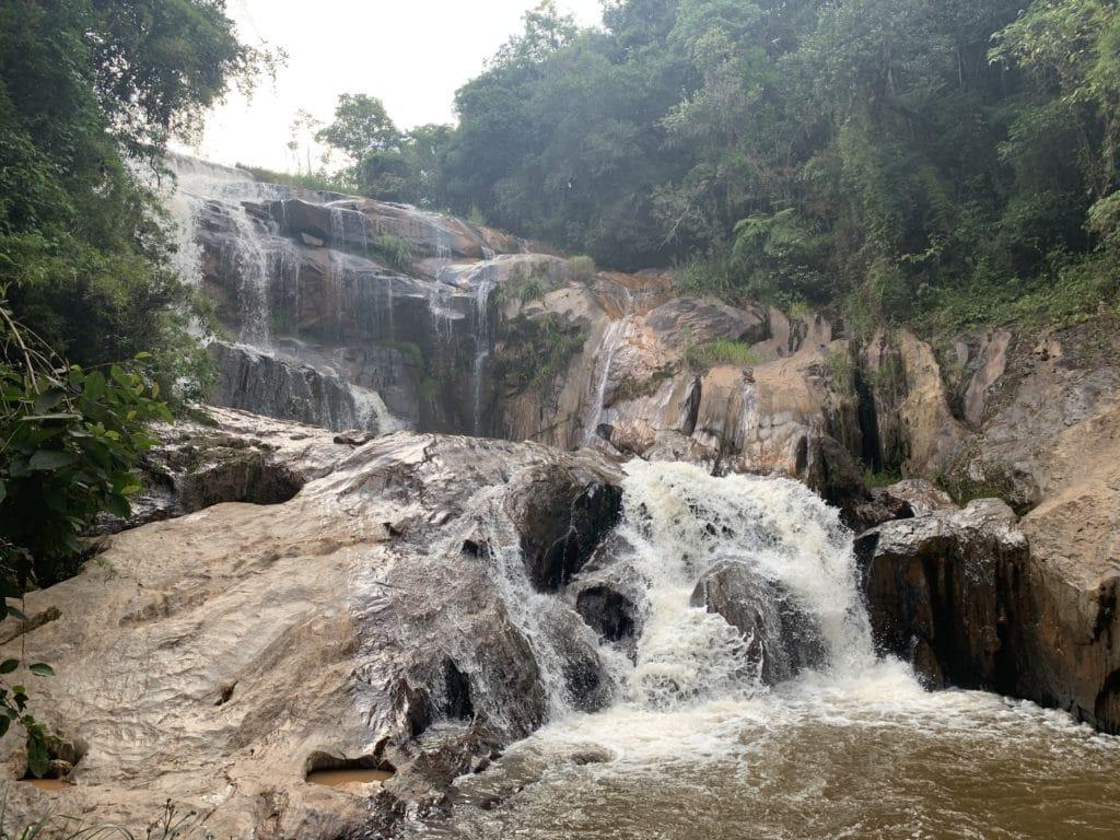 Cachoeira do Facão em alagoa