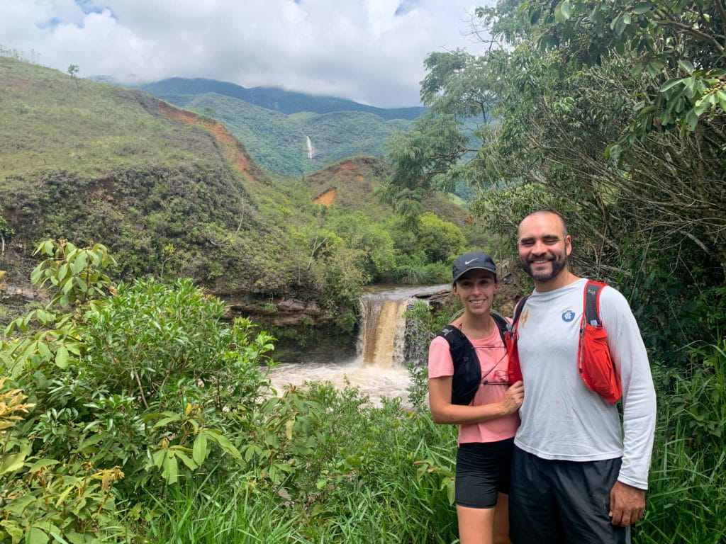 Cachoeira do Calderão e sua vista maravilhosa