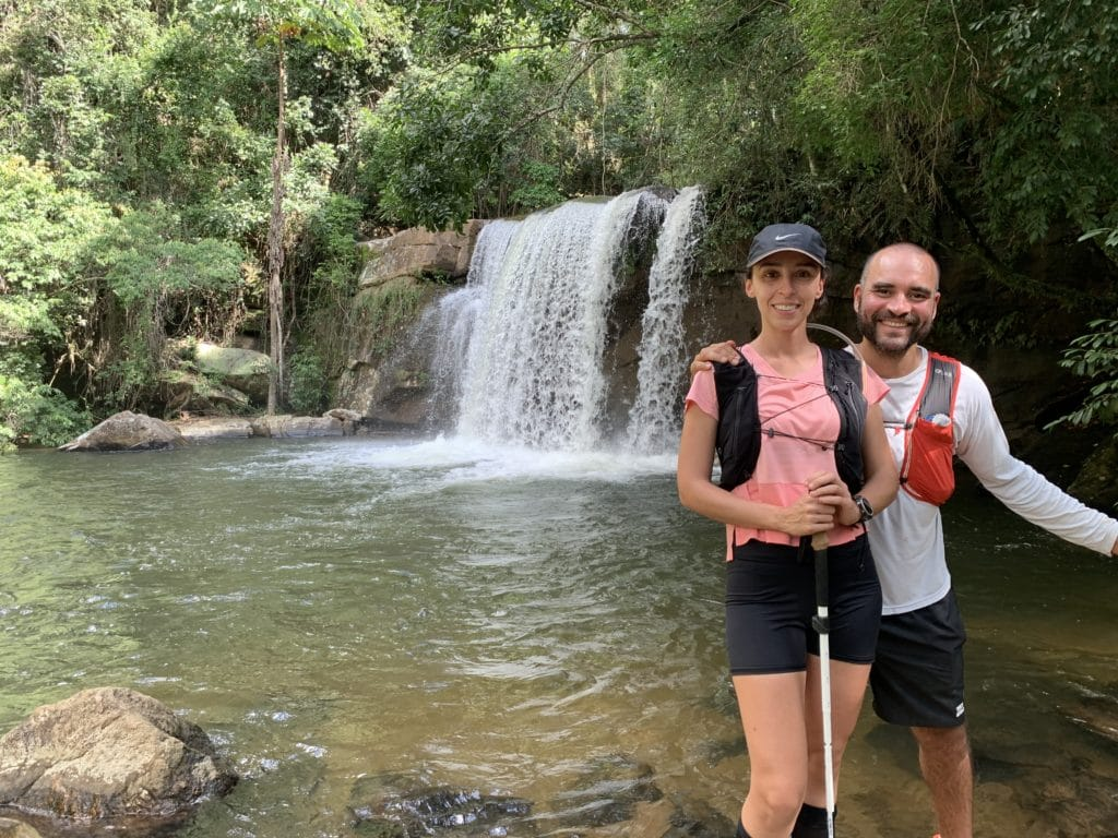 Cachoeira Honorato Ferreira em Baependi