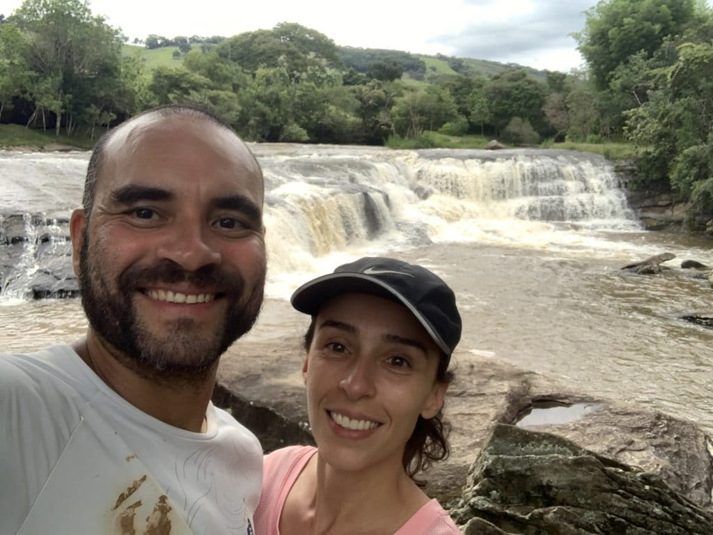 Cachoeira Itauna em Baependi
