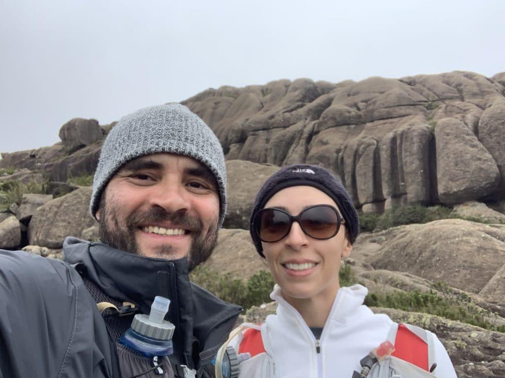 Pedra do Sino no parque Nacional de Itatiaia