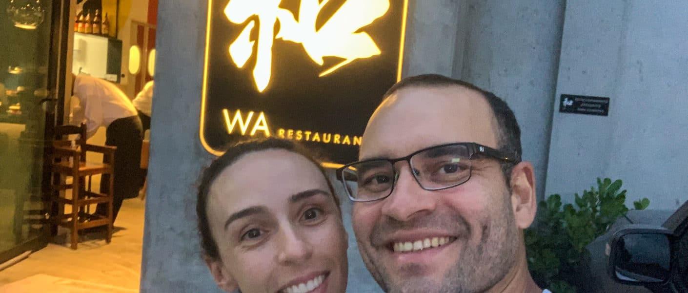 wa restaurant