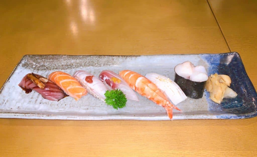wa restaurante sushi