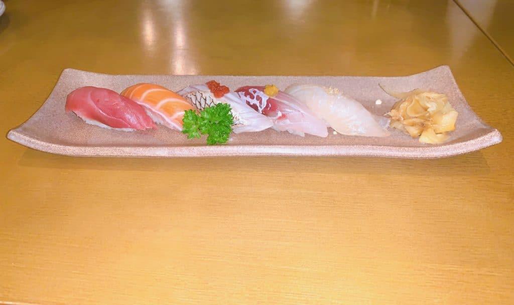 wa restaurante sushi ni