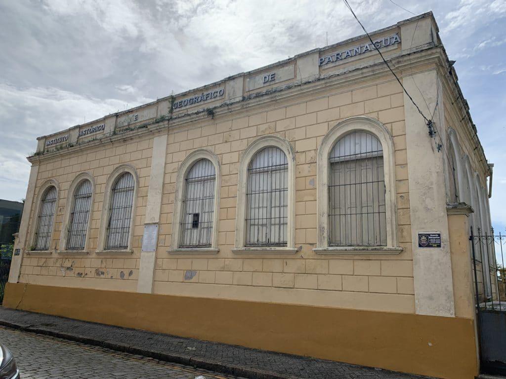 Museu do Instituto Histórico e Geográfico do Paranaguá