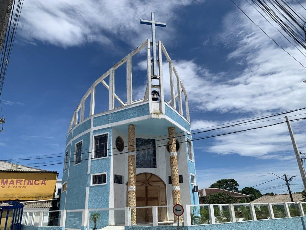Igreja da nossa senhora dos navegantes