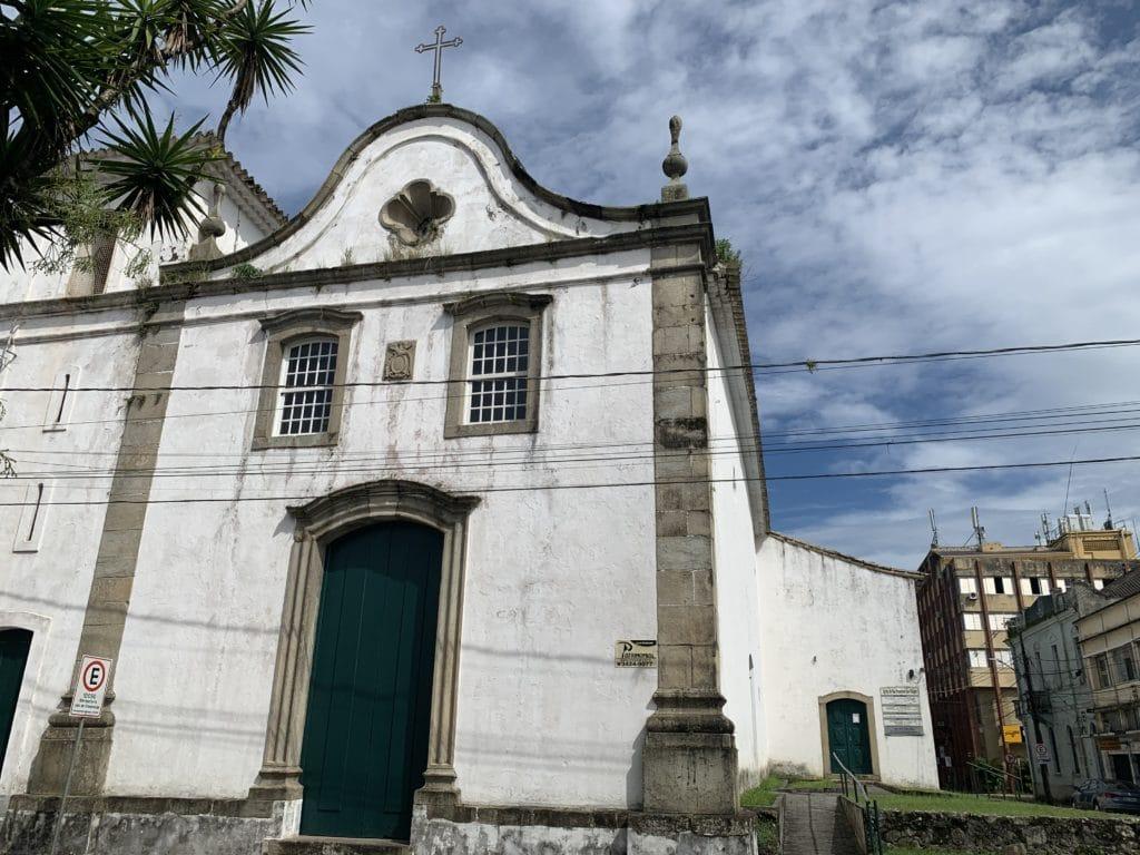 Paranaguá Igreja da Ordem Terceira de São Francisco das Chagas