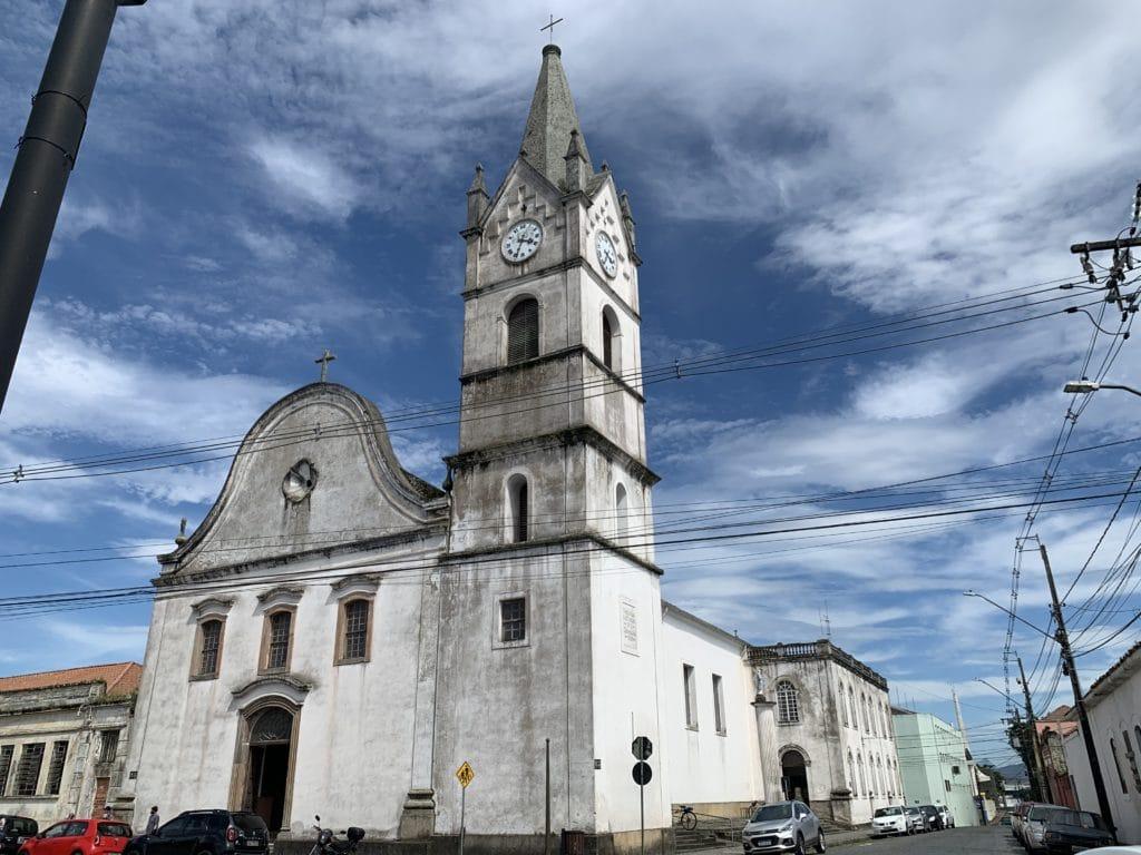 Paranaguá Igreja de Nossa Senhora do Rosário