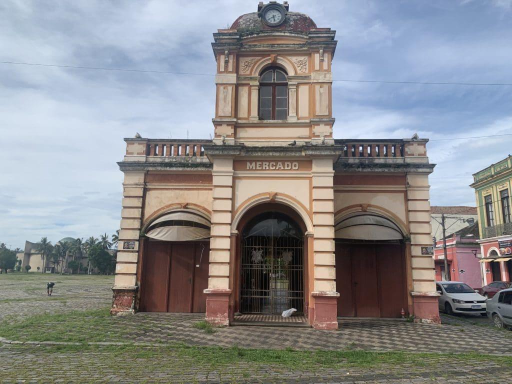 Mercado do Artesanato em Paranaguá