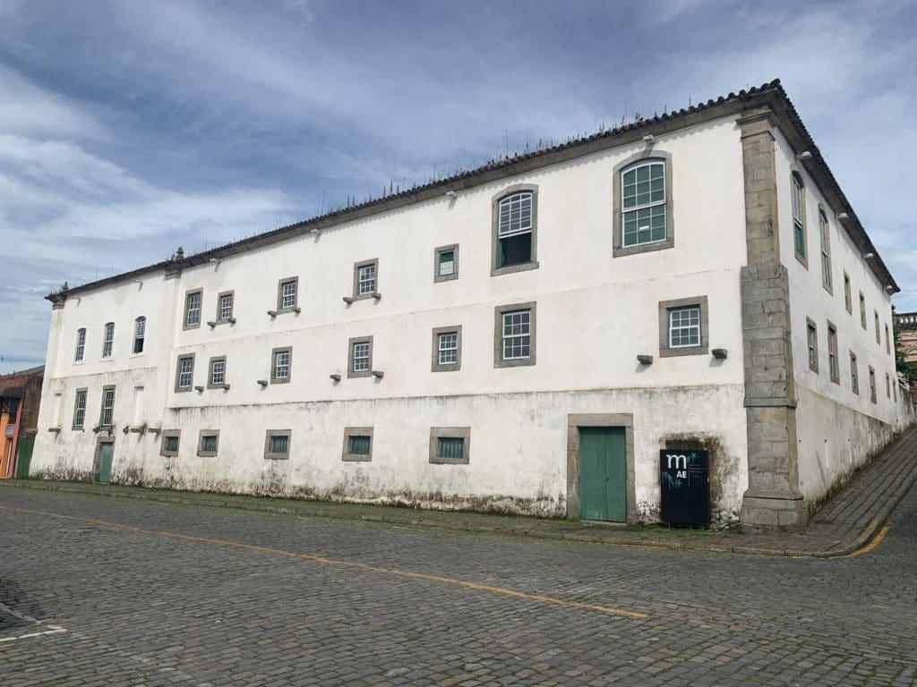 paranaguá Museu de Arqueologia e Etnologia da UFPR
