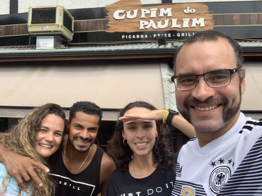 Entrada Cupim do Paulim em Ribeirão Preto