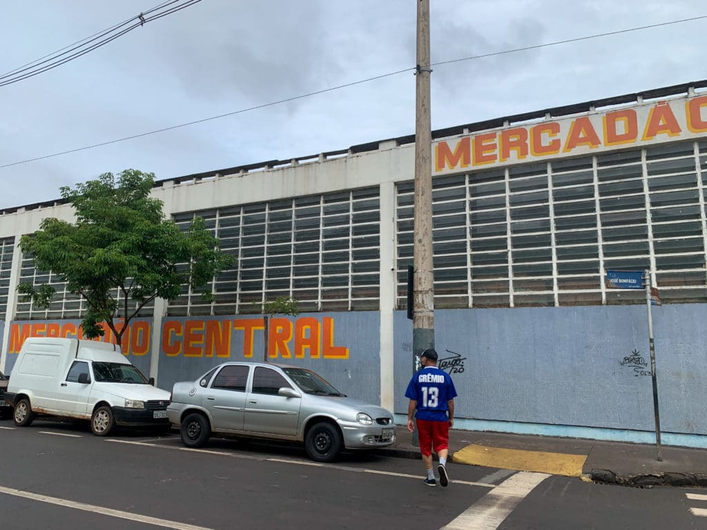 Mercadão central  em Ribeirão Preto